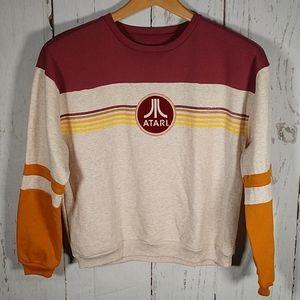 Atari Crew Neck Throwback Sweatshirt